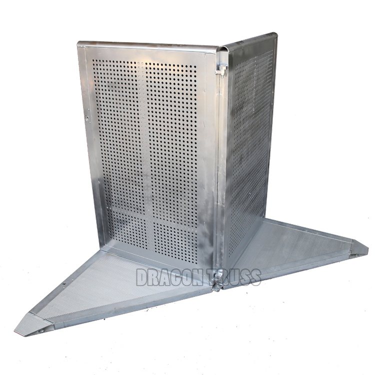 High quality hot sell foldable crowd cotrol barrier for sale