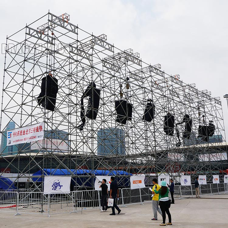 Layer Scaffolding Truss Layer Speaker Truss System