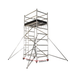 Durable Aluminium Mobile Scaffolding Tower Platform for Sale