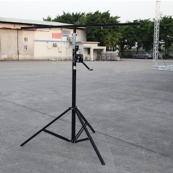 light heavy telescopic lifting tower