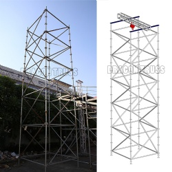 Layer Scaffolding Truss Layer Truss