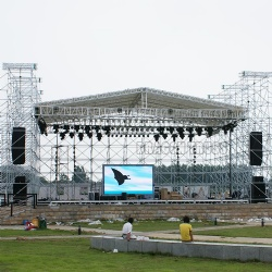 Sound Truss Frame Layer Truss